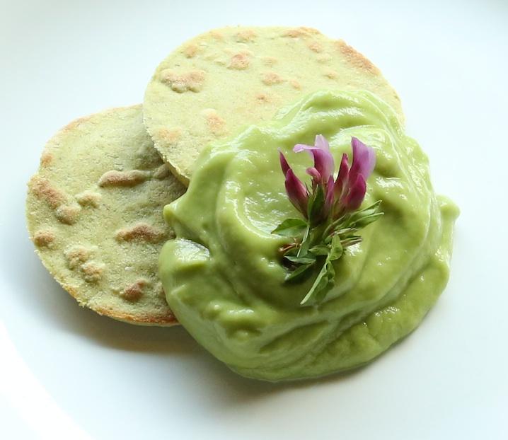 guacamole à la réglisse