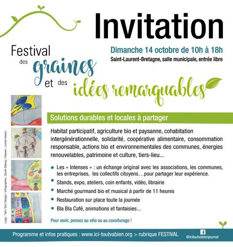 Invitation numérique